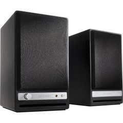 Audioengine HD4 Wireless Desktop Speakers - Satin Black
