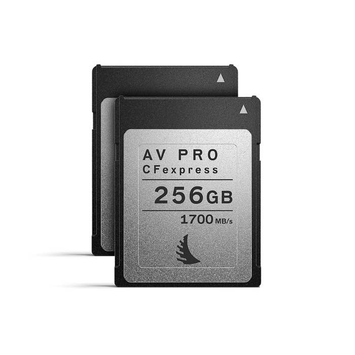 Angelbird AV PRO CFexpress 256 GB   2 PACK