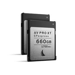 Angelbird AV PRO CFexpress XT 660 GB | 2 PACK