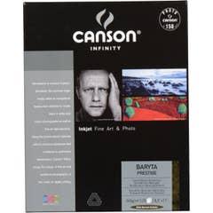 Canson Baryta Prestige 340gsm A3+ X x 25 Sheets