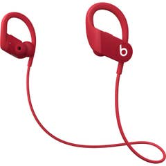Beats PowerBeats High-Performance Wireless Earphones (Red)