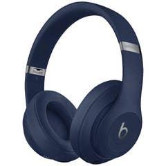 Beats Studio3 Wireless Noise Cancelling Over-Ear Headphones (Blue)