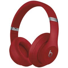 Beats Studio3 Wireless Noise Cancelling Over-Ear Headphones (Red)
