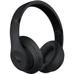 Beats Studio3 Wireless Over-Ear Headphones - Skyline Collection - (Matte Black)