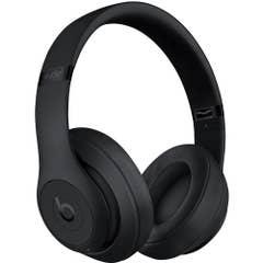 Beats Studio 3 Wireless Over-Ear Headphones (Matte Black)