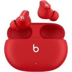 Beats Studio Buds, True Wireless Noise Cancelling Earphones, Red- MJ503PA/A