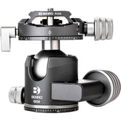 Benro GX30 Low Profile Ball Head - PU56 Plate