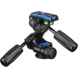 Benro HD2A 3-Way Pan Head