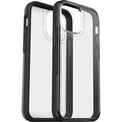 LifeProof SEE Case for Apple iPhone 13 Mini, Clear/Black -77-85523