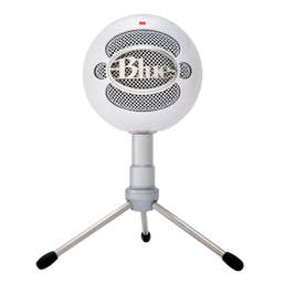 Blue Microphones Snowball iCE USB Microphone (White)