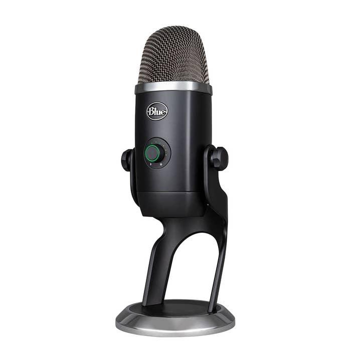 Blue Yeti X Professional USB Microphone (Black)