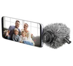 BOYA BY-DM100 USB Type-C Digital Stereo Microphone for Android Smartphones