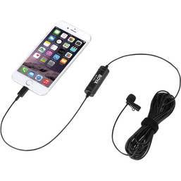BOYA BY-DM1 Lavalier Microphone for Apple Smartphones