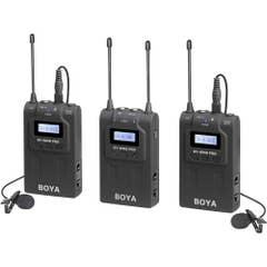 BOYA BY-WM8 Pro-K1 Dual-Channel Wireless Receiver