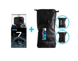 GoPro HERO 7 Black + Bonus Dry Bag