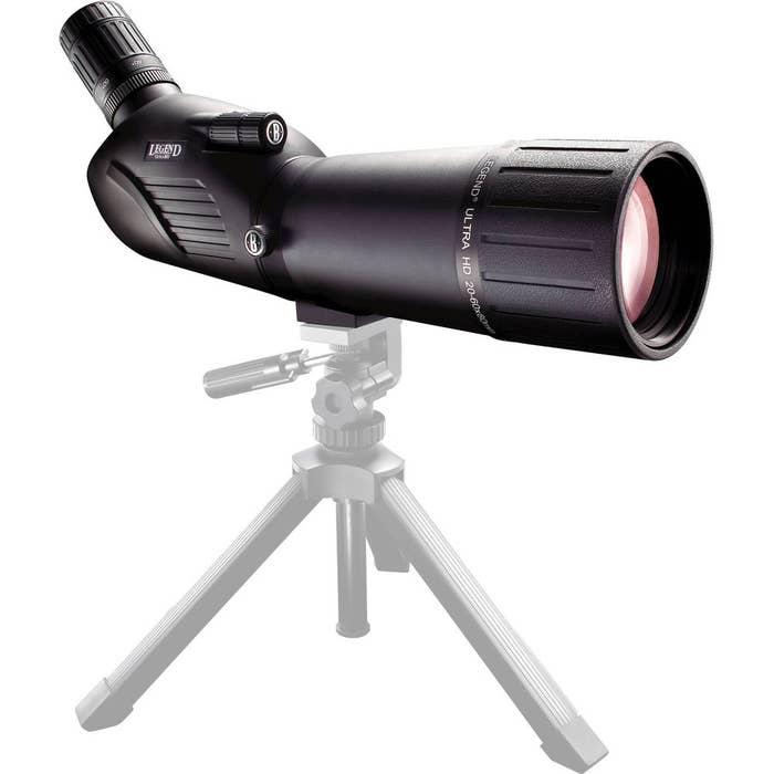 Bushnell Legend HD Scope 20-60x80 45 Degree Eyepiece