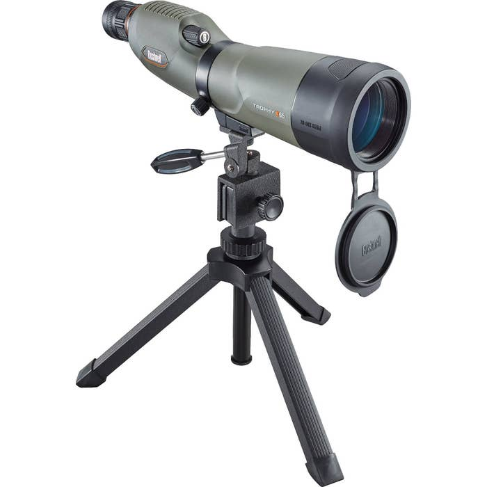 Bushnell Trophy Xtreme 20-60x65 Spotting Scope (Straight Viewing)