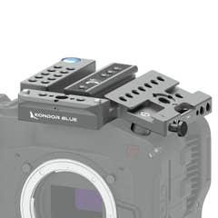 Kondor Blue Canon C70 Top Plate