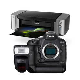 Canon EOS 1DX Mark II Printer Bundle