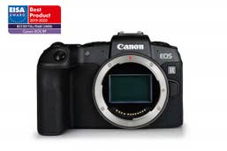 Canon EOS RP Body with EF-EOSR Adapter