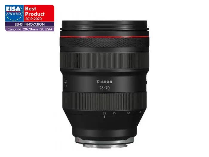 Canon RF 28-70mm f/2L Lens