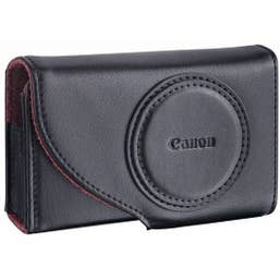 Canon PSCM4 PowerShot Leather Case Medium to suit PS S90/S120IS/S200