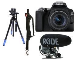 Canon 200D II Vlogging Bundle