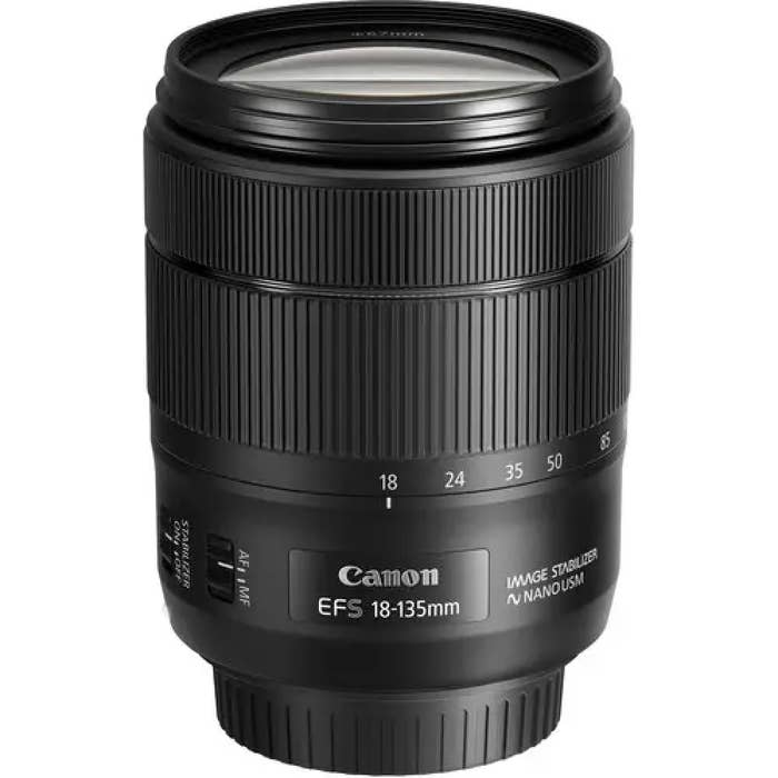 Canon Ef S 18 135mm F 3 5 5 6 Is Usm Lens Buy At Digidirect Digidirect
