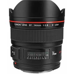 Canon EF 14mm f/2.8L II USM Camera Lens