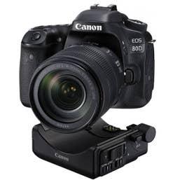 Canon EOS 80D Super Kit w/ EFS 18-135mm IS USM and PZ-E1 Combo