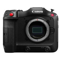 Canon EOS C70 Cinema Camera - Body Only (RF-mount)