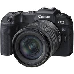 vCanon EOS RP with RF 24-105mm IS STM Lens kit