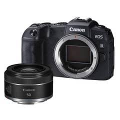 Canon EOS RP with RF 50mm f1.8 STM LTD Bundle