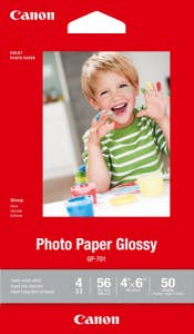 Canon GP7014X6-50 50 Sheets 210 GSM Glossy Photo Paper