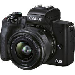 Canon M50 Mark II Single kit with EF-M15-45 Lens