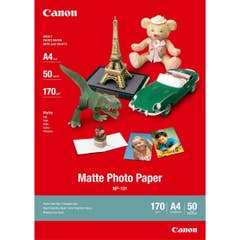 Canon Matte Photo Paper A4 - 50 Sheets (MP-101)