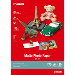 Canon Matte Photo Paper A4 - 50 Sheets (MP-101)