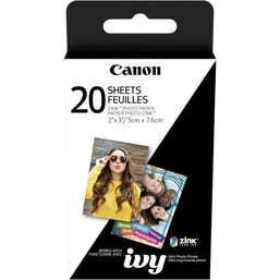 Canon MPPP20 Mini Photo Printer Paper (20 sheets)