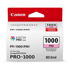 Canon PFI1000PM Photo Magenta Ink Tank