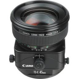 Canon TS-E 45mm f/2.8 Lens (Ex-Display)