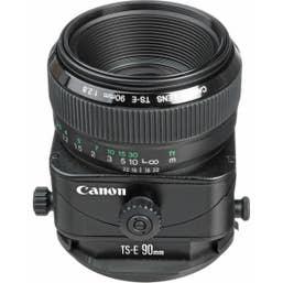 Canon TS-E 90mm f/2.8 Lens (Ex-Display)
