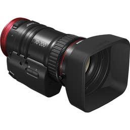 Canon Zoom Lens CN-E 70-200MM T4.4 L IS KAS S