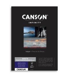 Canson Baryta Photographique II Matt 310gsm A3 x 25 Sheets