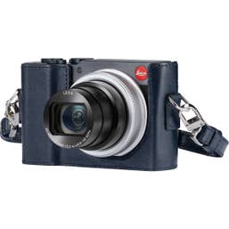 Leica C-LUX, Midnight Blue with Bonus Protector C-Lux, Leather Blue