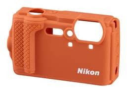 Nikon Coolpix W300 Silicon Jacket - Orange