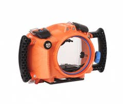 Aquatech EDGE Sony a7RIV/a9ll/a7sIII Sport Housing - ORANGE (10182)