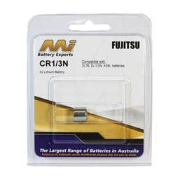 Fujitsu CR1/3N Lithium Battery