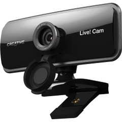 Creative Live!Cam Sync 1080p Webcam - Black
