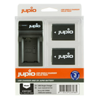 Jupio Sony NP-FW50 Twin Battery  plus Charger Kit