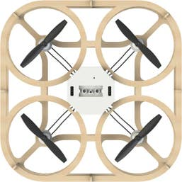 Airwood Cubee Wood Frame